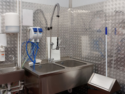 Reviews for Sanitizing Solutions
