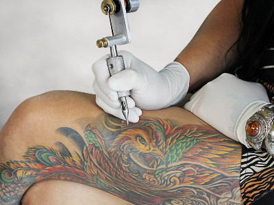 Reviews for Tattoo Services