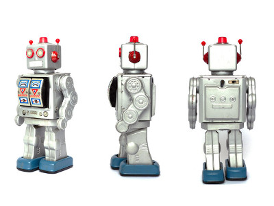 Reviews for Toy Robots