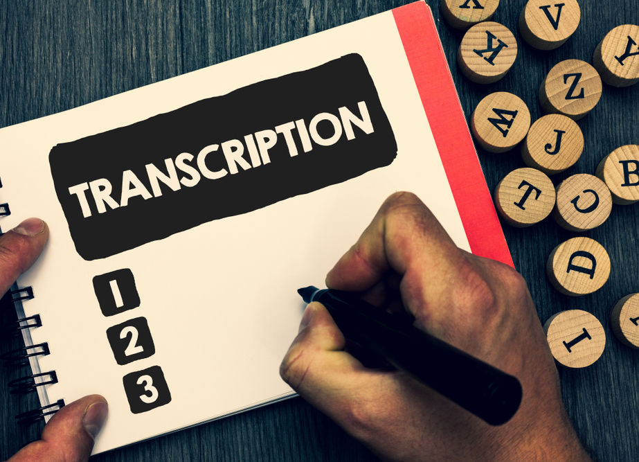 Reviews for Transcription Services