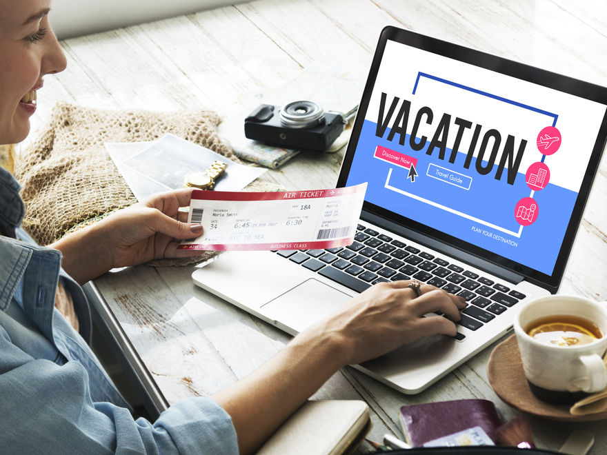 Vacation Package Booking