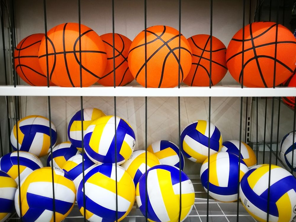 Reviews for Volleyball And Basketball Combo