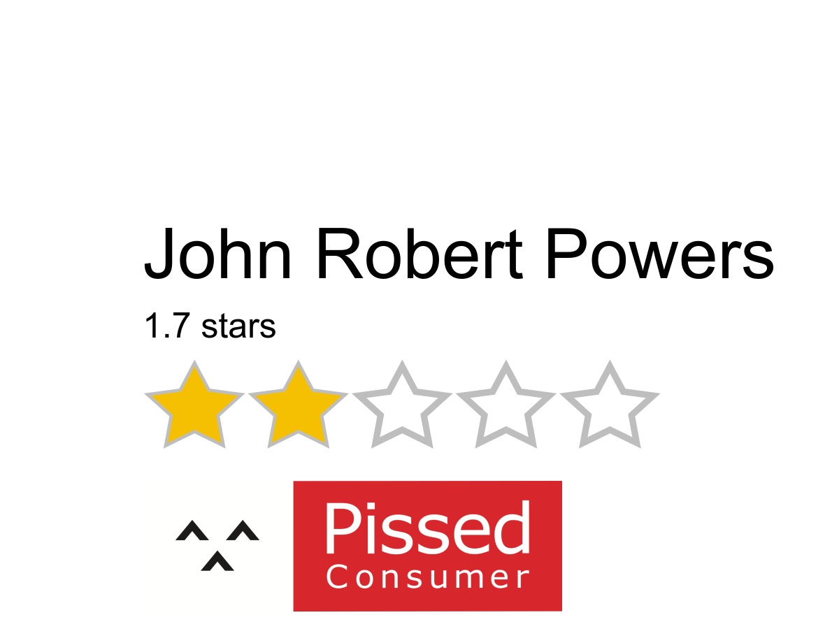 195 John Robert Powers Reviews And Complaints Pissed Consumer