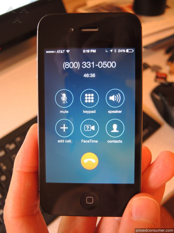 ATT - Worst customer service response time ever!