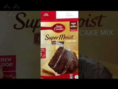 Betty Crocker - Disappointed