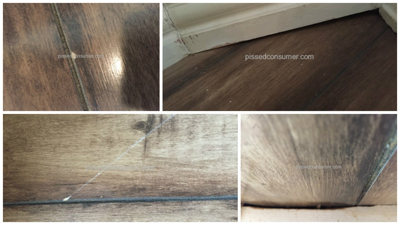Empire Today - Laminate Flooring Review from Little Elm, Texas