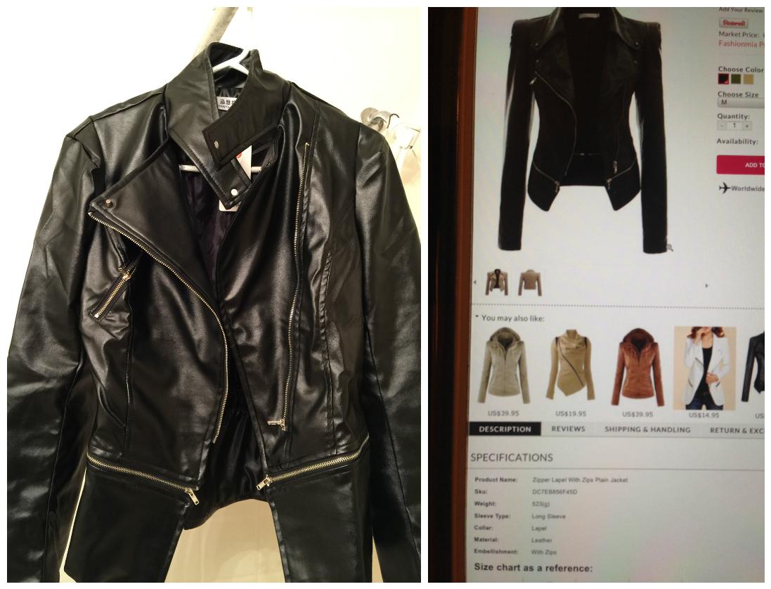 Fashionmia - Jacket Review from Las Vegas, Nevada