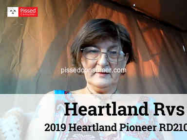 Heartland Rvs - Review in Dealers category