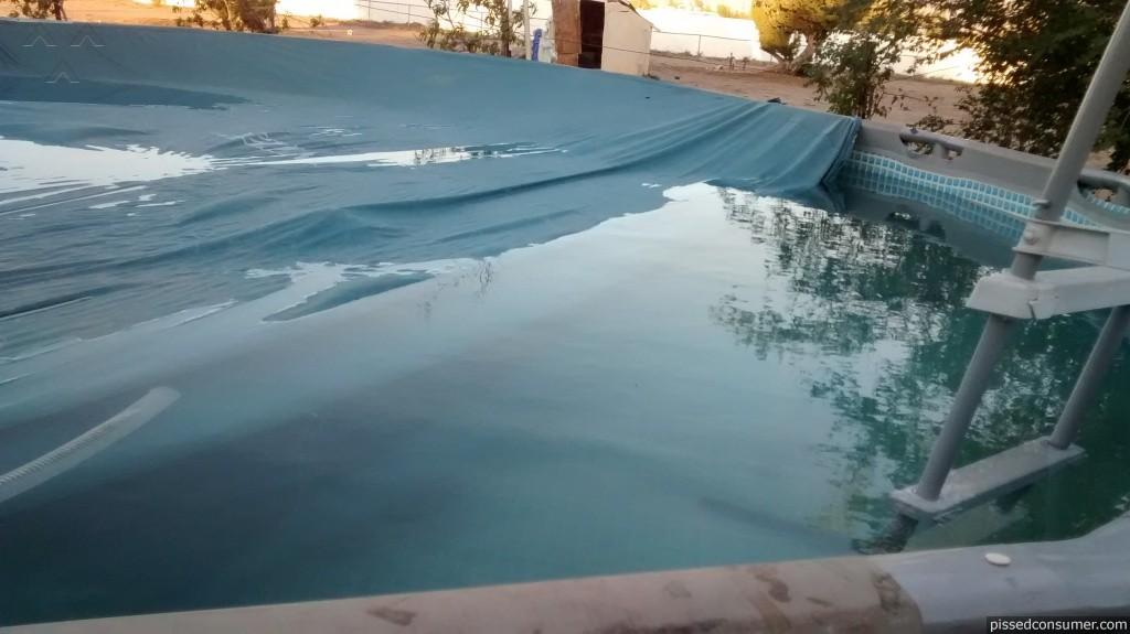 Intex Recreation - Pool Review from Biola, California