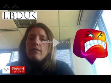 LBDUK - Unable to return or get refund
