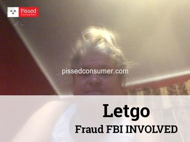 Letgo - Fraud FBI INVOLVED