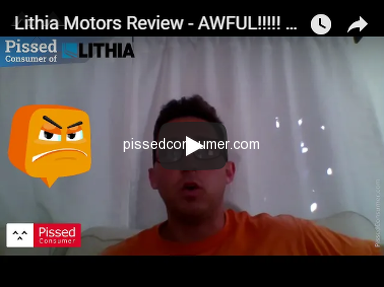 Lithia Motors - AWFUL!!!!!