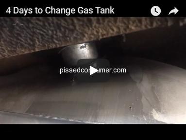 Mavis Discount Tire - 4 Days to Change Gas Tank