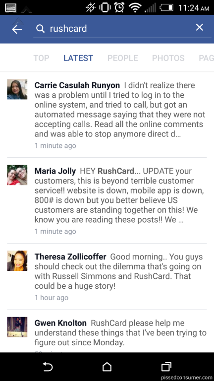 Rushcard Direct Deposit Review from Norcross, Georgia