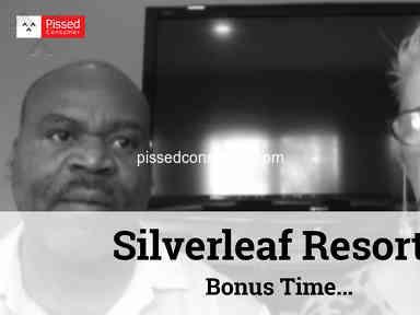 Silverleaf Resorts - Bonus Time...