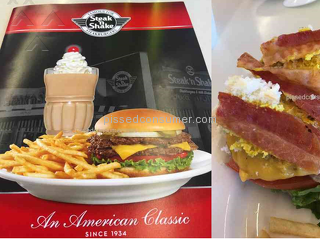 Steak N Shake Double Steakburger Review from Castro Valley, California