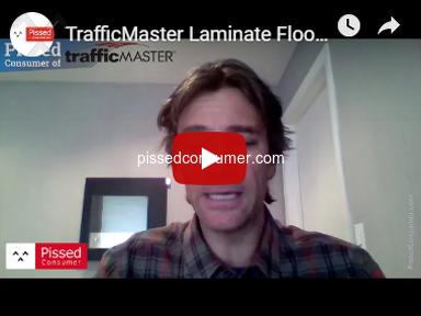 TrafficMaster Flooring - Worst Company EVER