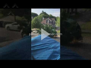 Waste Management - Video of driver angrily tossing garbage cans across street