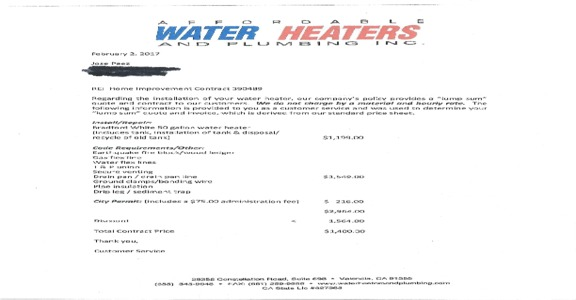 First American Home Warranty - PLEASE DONT MAKE THE SAME MISTAKE I DID