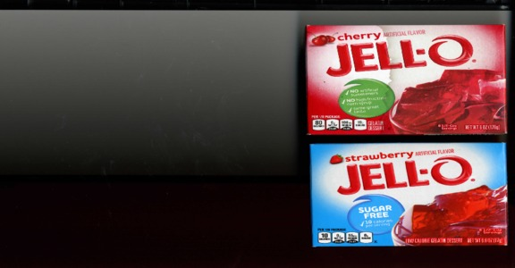 Jell O - Jello Packaging Issue: Be careful when purchasing; don't get fooled