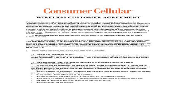 Consumer Cellular - Deceptive