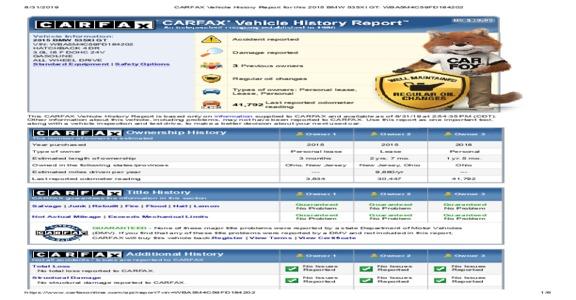 Carmax - Fraud