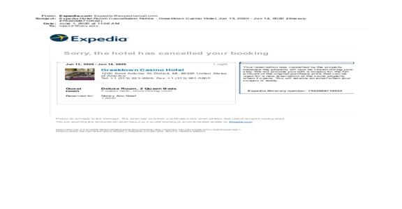 Expedia - Fraud