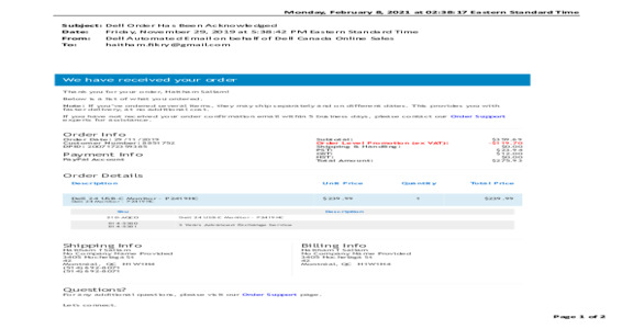 Dell - Always Defective Proucts, Poor and awfull customer service, theft and cheating practices