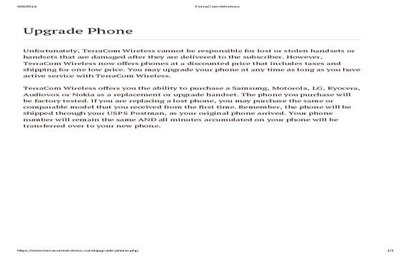 Terracom wireless oklahoma city locations