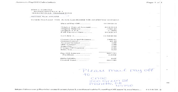 Cnac Financing - Auto Loan Review