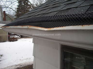 Clog Free Gutters Building Products review 35837