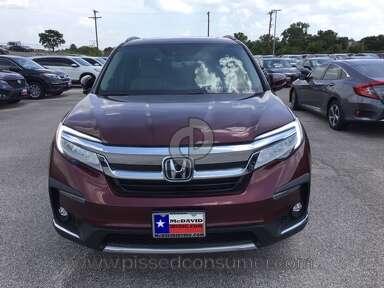 David McDavid Honda Dealers review 403574