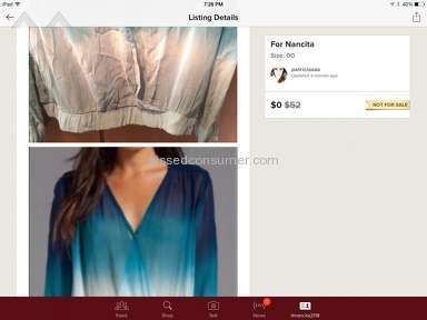 Poshmark Auctions and Internet Stores review 67565