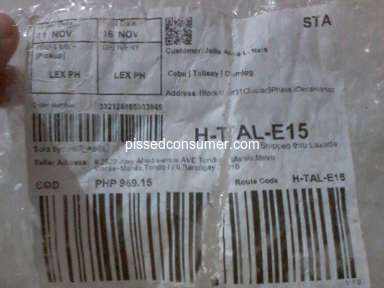 Lazada Philippines Auctions and Marketplaces review 832140