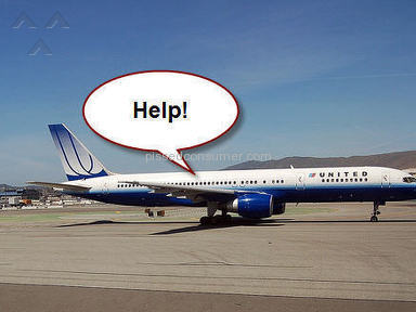 United Airlines makes overseas travel miserable