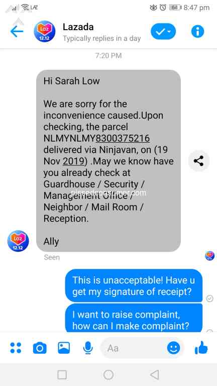 3068 Lazada Malaysia Reviews and Complaints Page 5