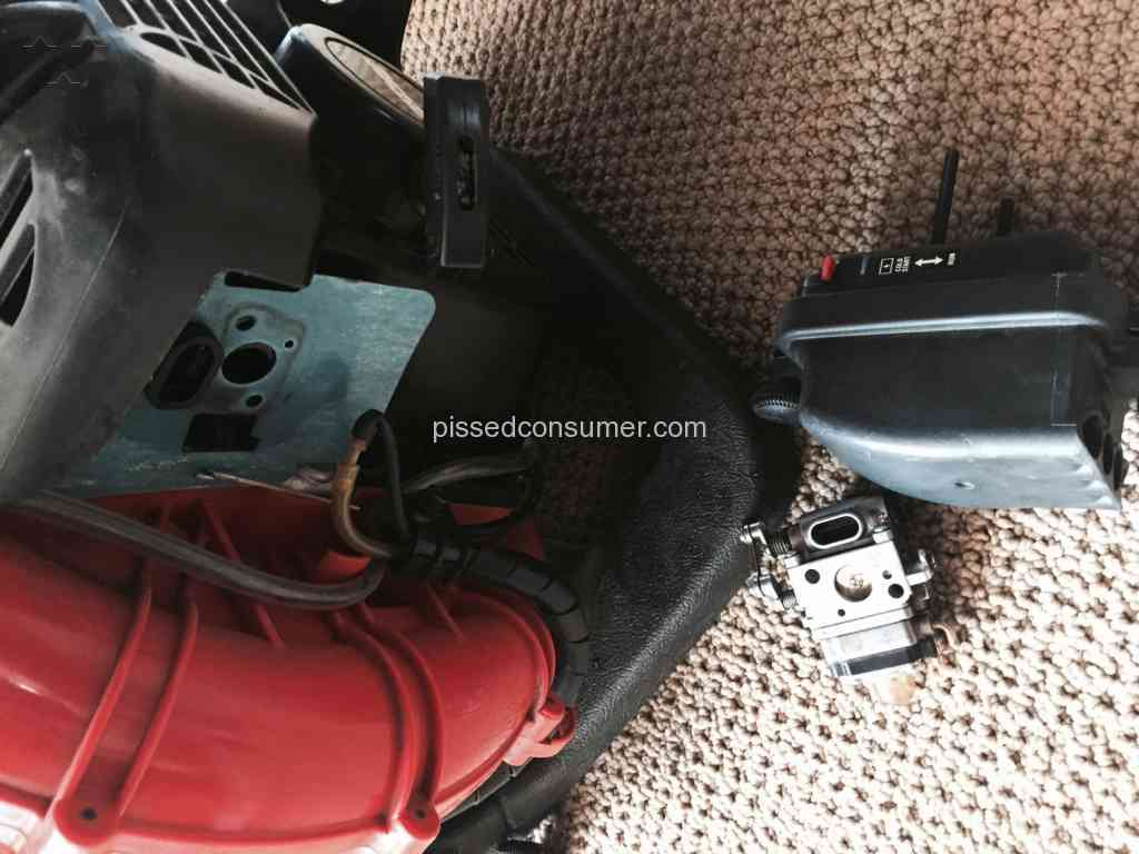 Echo Power Tools : Echo power equipment pb t gas blower review from