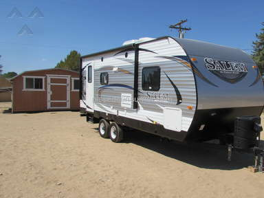 Forest River 2016 Forest River Salem 21rbs Rv review 152422