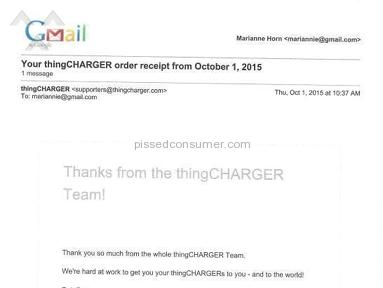 ThingCharger - is it real or a scam?