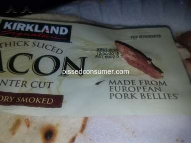 Kirkland Signature - Be careful while eating