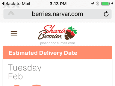 Sharis Berries Delivery review 114279