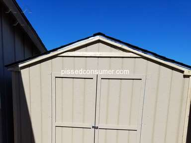 Mcqueen Builders And Home Repairs - Garden Grove Womens Club-Storage Shed
