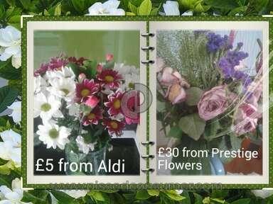 Prestige Flowers Flowers review 119811