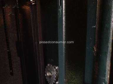 Sentry Safe Home Security review 54321