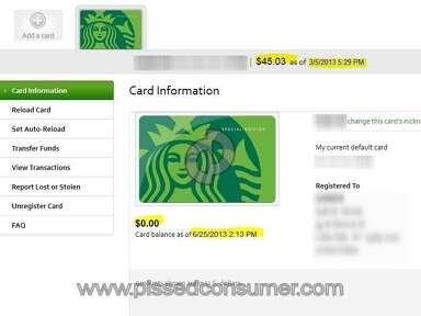 Starbucks Cafes, Restaurants and Bars review 22311