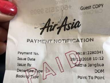 Air Asia Baggage Policy review 357788