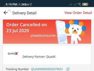 Lazada Philippines Lazada Express Philippines Courier Delivery Service review 693949