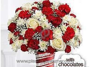 ProFlowers - Horrible Flower Arrangement nothing like ordered.