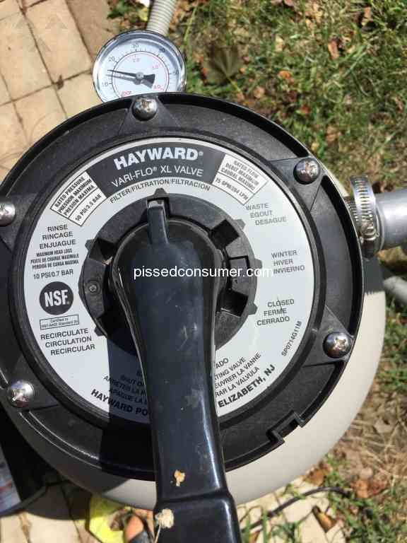 17 New Jersey Hayward Pool Products Reviews And Complaints