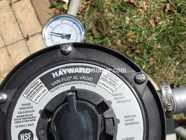 Hayward Pool Products - Unhappy customer